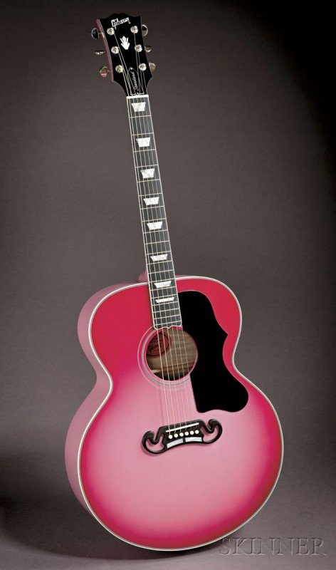 4: American Guitar, Gibson Custom Shop, Bozeman, 2010,