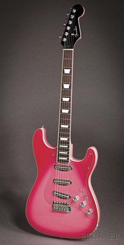 5: American Guitar, Fender Custom Shop, Corona, 2008, M
