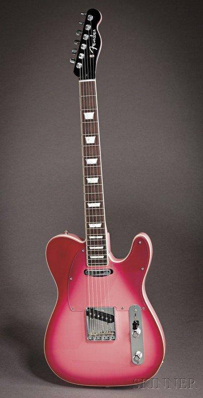 6: American Guitar, Fender Custom Shop, Corona, 2008, M