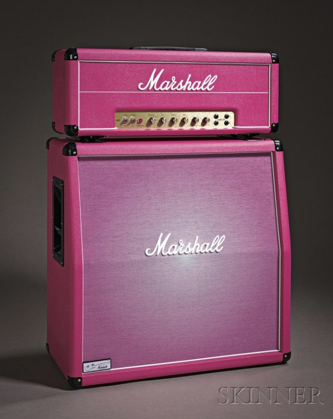 14: English Amplifier, Marshall Amplification plc, Blet
