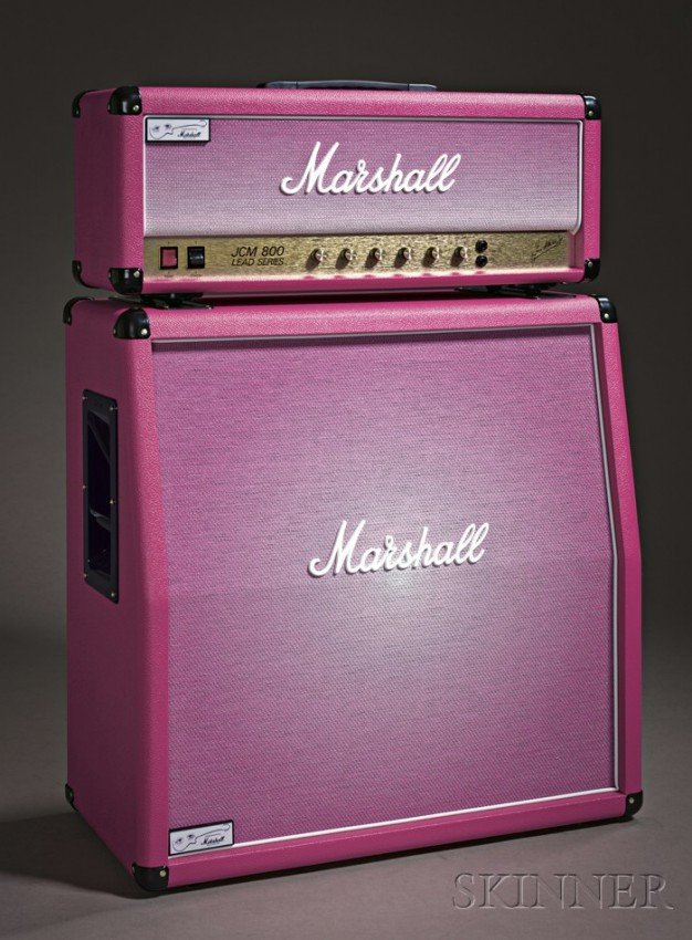 15: English Amplifier, Marshall Amplification pcl, Blet