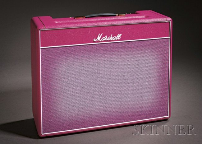16: English Amplifier, Marshall Amplification pcl, Blet