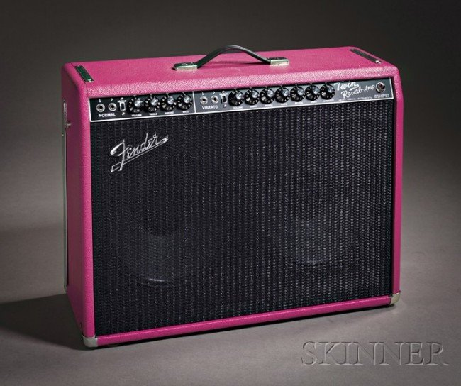 18: American Amplifier, Fender Musical Instruments Corp