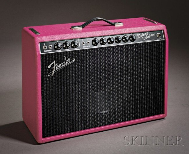 19: American Amplifier, Fender Musical Instruments Corp