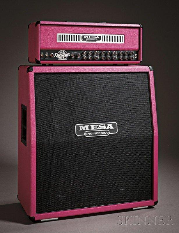21: American Amplifier, Mesa Engineering, Petaluma, 201