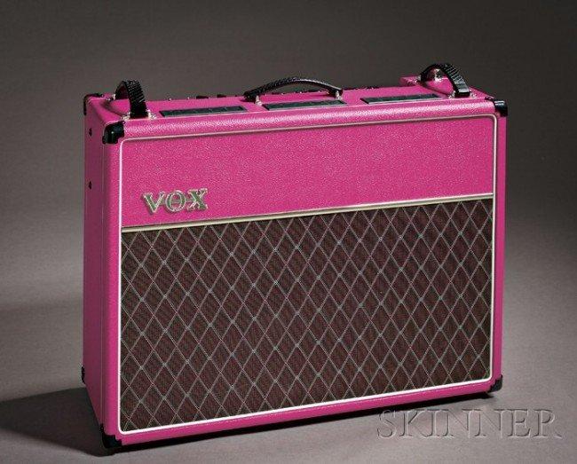 22: English Amplifier, VOX Amplification, Ltd, 2010, Mo