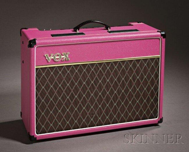 23: English Amplifier, VOX Amplification, Ltd, 2010, Mo