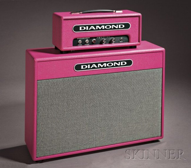 24: American Amplifier, Diamond Amplification, Houston,