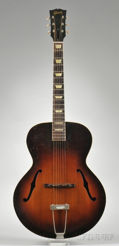 50: American Guitar, Gibson Incorporated, Kalamazoo, c.