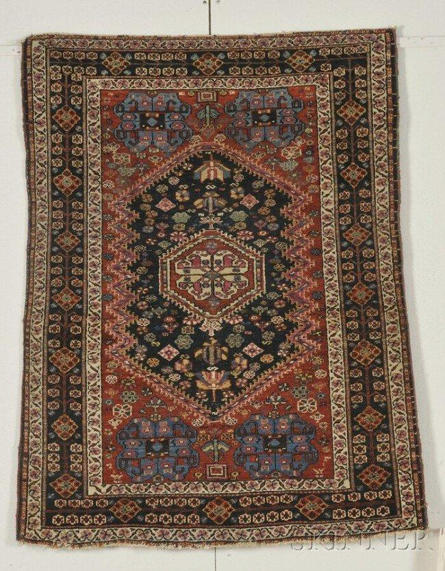 18: Qashqai Rug, Southwest Persia, early 20th century,