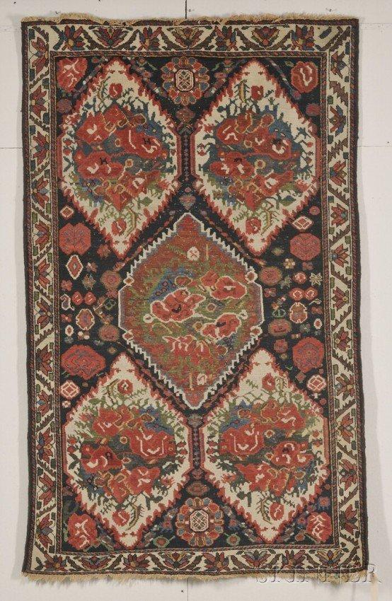 19: Bahktiari Rug, West Persia, early 20th century, (sm
