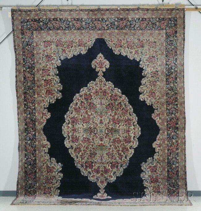 24: Kerman Carpet, Southeast Persia, second quarter 20t