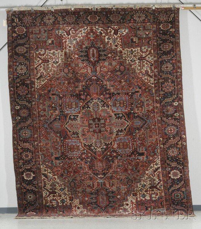 302: Heriz Carpet, Northwest Persia, second quarter 20t