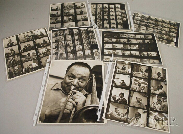 11: Collection of Don Bronstein (1926-1928) Photographi