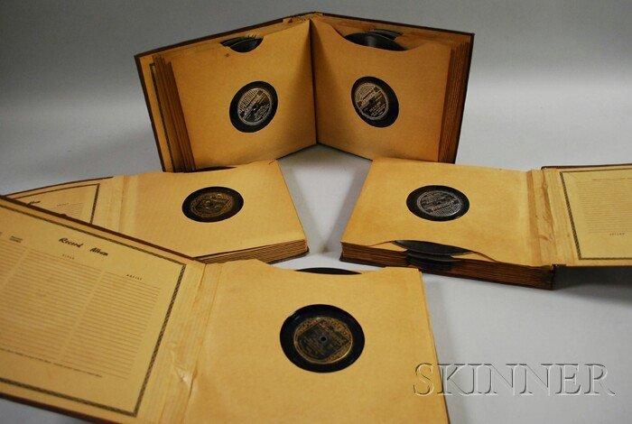 12: Forty-nine Duke Ellington Brunswick 78 RPM Records,