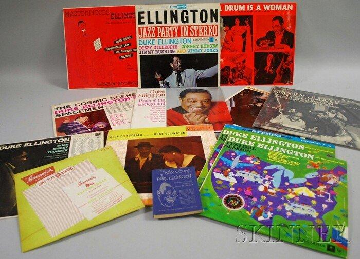 15: Wax Works of Duke Ellington and Twelve Duke Ellingt