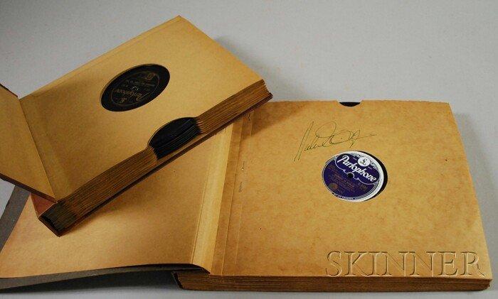 16: Duke Ellington Autographed Collection of Parlophone