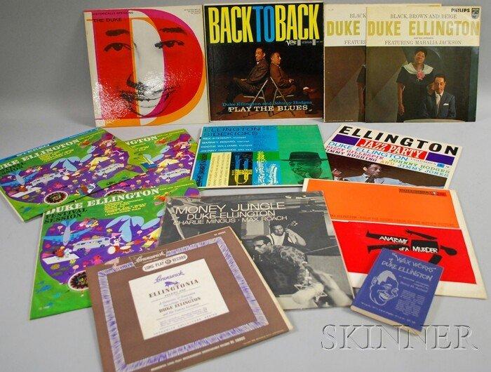 24: Wax Works of Duke Ellington and Twelve Duke Ellingt