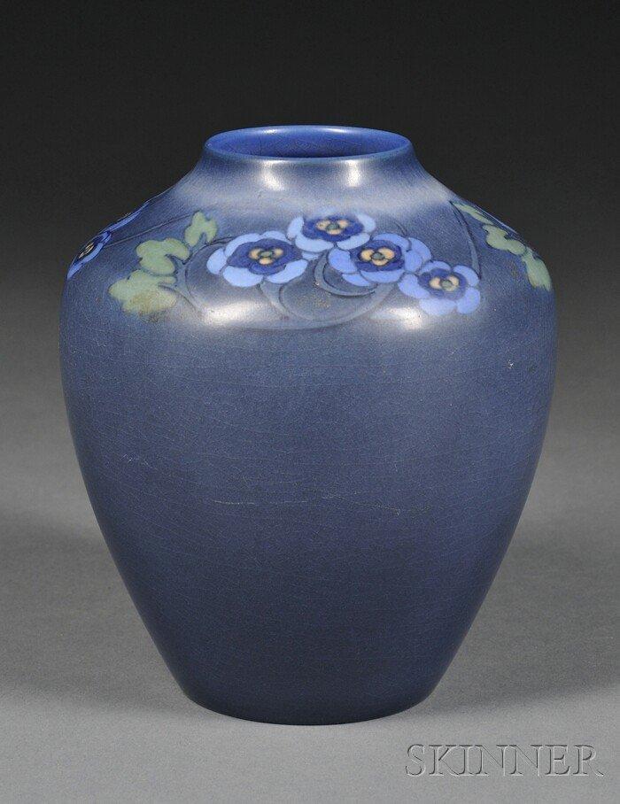 10: Rookwood Vase Decorated pottery Lorinda Epply, Cinc