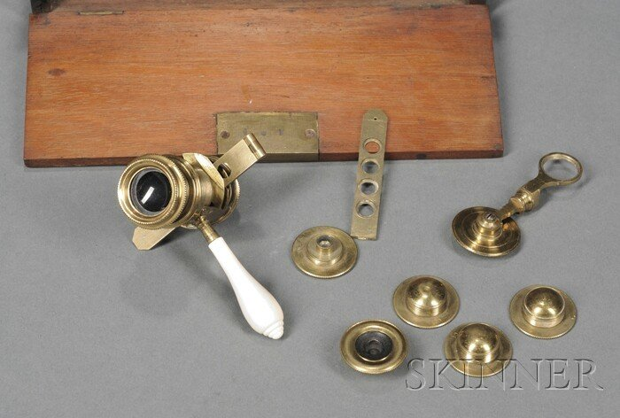 2: Wilson Pattern Screw Barrel Microscope Compendium, 1