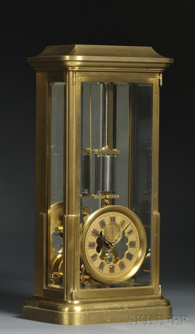 332: Charles Fasoldt Table Regulator, Albany, New York,