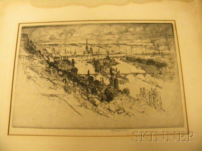 15A: American/British School, 19th/20th Century Lot of  - 2