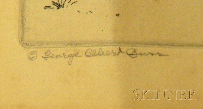 15A: American/British School, 19th/20th Century Lot of  - 7