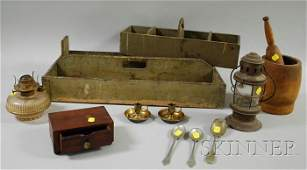 1048 Group of Miscellaneous Country and Decorative Ite