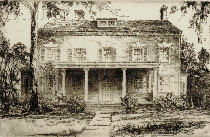 1: John Taylor Arms (American, 1887-1953) The Dean's Of