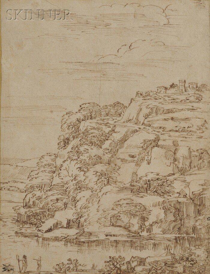 304: Attributed to Domenico Zampieri, called Il Domenic