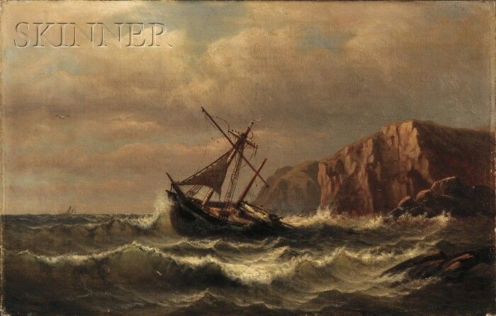 Charles Henry Gifford (American, 1839-1904) View o