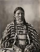 "478: Frank Rinehart Photo of ""Freckled Face-Arapahoe,"""