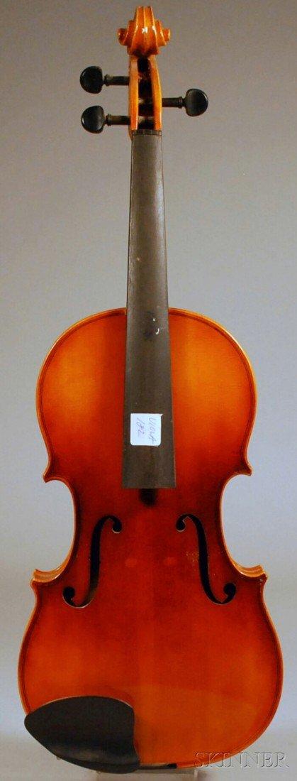 10: Modern Viola, Anton Schroetter Workshop, Mittenwald