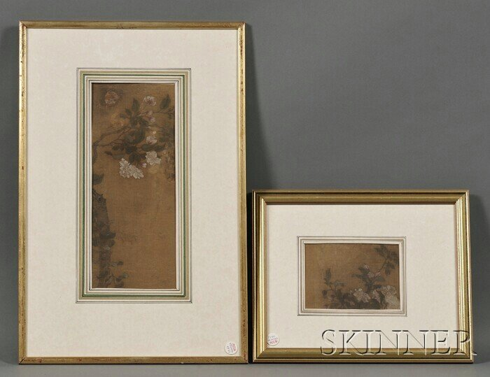 455: Two Paintings, China, Southern Song dynasty, 12th-