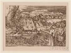 After Albrecht Dürer (German, 1471-1528) The Land