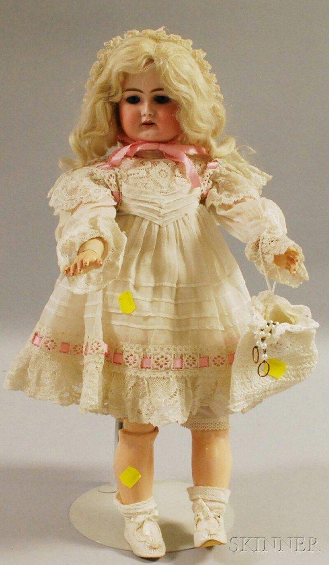 2: Handwerck 79 Bisque Socket Head Doll, Germany, origi