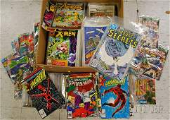 403 Collection of Bronze Age Comic Books Marvel Comic