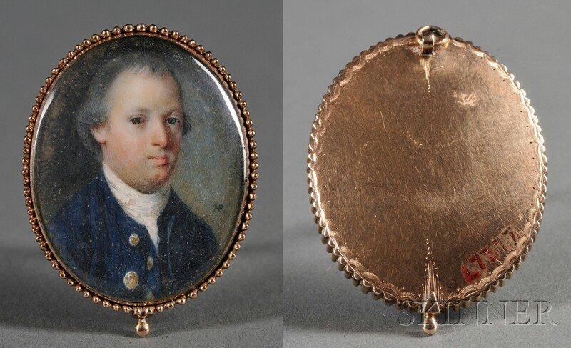 250: Henry Pelham, After John Singleton Copley (America
