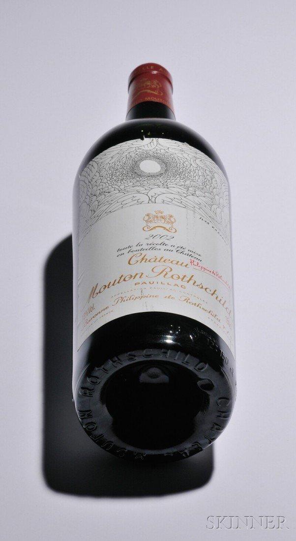 12: Chateau Mouton Rothschild 2002, Pauillac, 1er Cru C