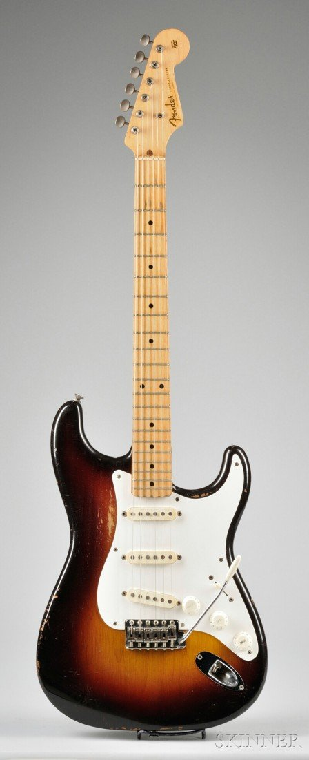 8: American Electric Guitar, Fender Musical Instruments