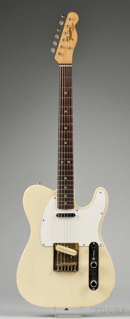 14: American Electric Guitar, Fender Musical Instrument