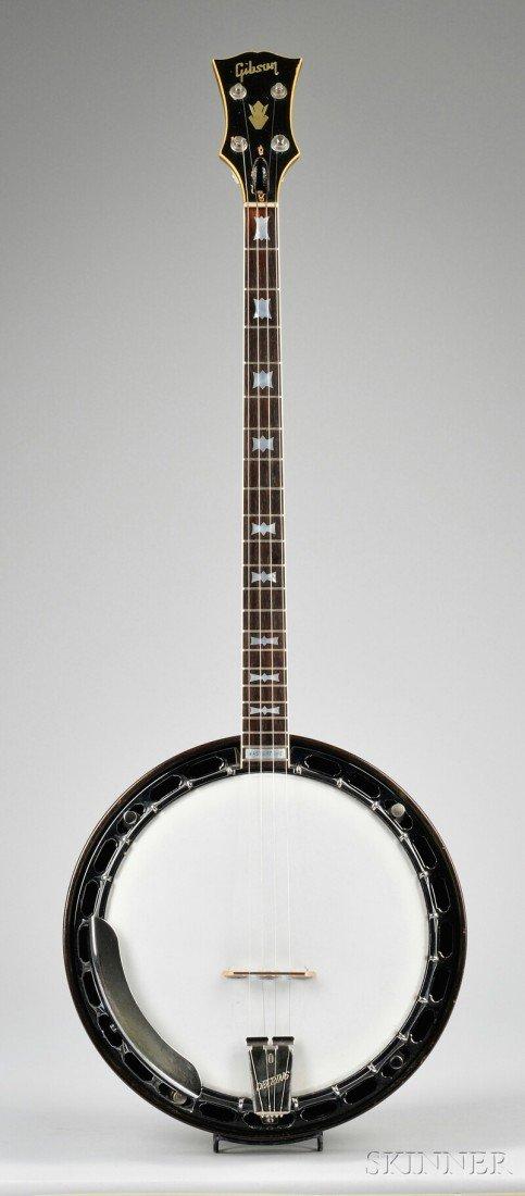 16: American Tenor Banjo, Gibson Incorporated, Kalamazo