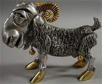 22 Frank Meisler Israeli b 1929 Ephraim the Ram I