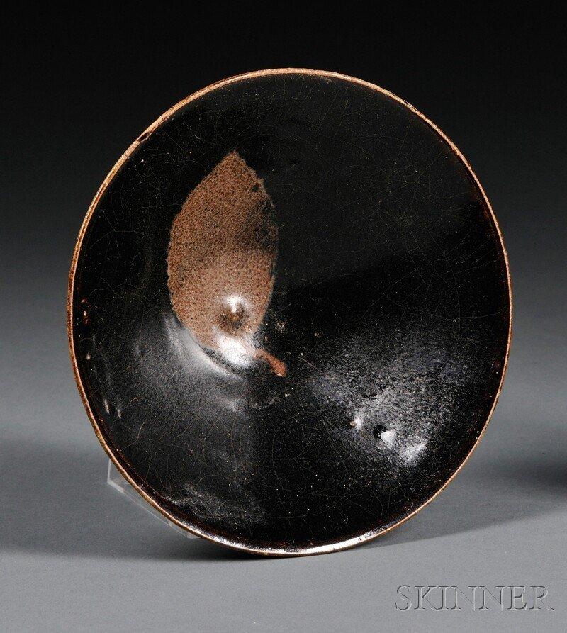 565: Stoneware Bowl, China, possibly Northern Sung peri
