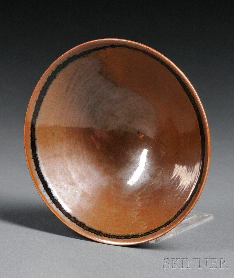 568: Stoneware Bowl, China, possibly Northern Sung peri