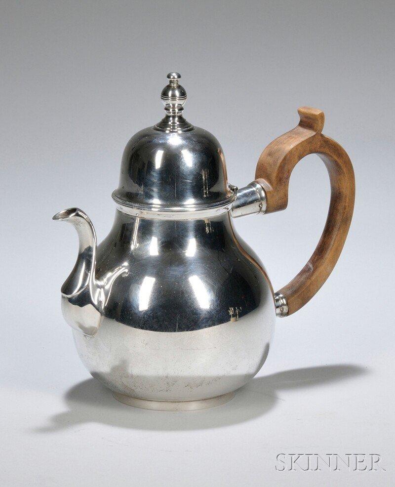 4: Gorham Sterling Silver John Coney Historical Reprodu