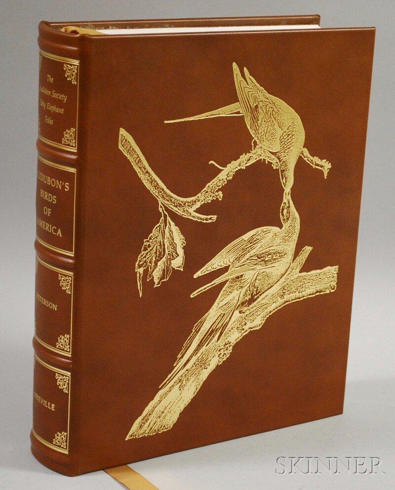 716: (Fine Press), Audubon, John James (1785-1851), Bir