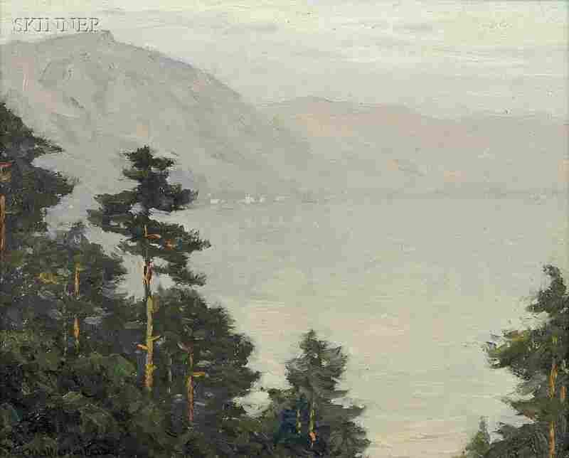 531: Charles Warren Eaton (American, 1857-1937) Lake Co