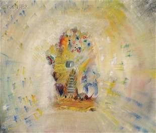 685: Enrico Donati (American, 1909-2008) Untitled Signe