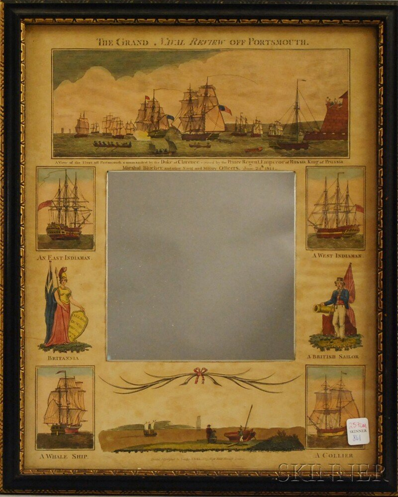 1018: Langley & Belch, publishers (London, Early 19th C